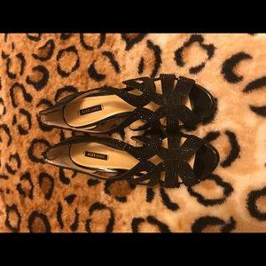 Alex Marie Black heels 7.5